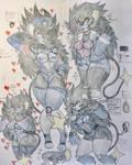 Marble doodles by JoseMiguelMcAllen