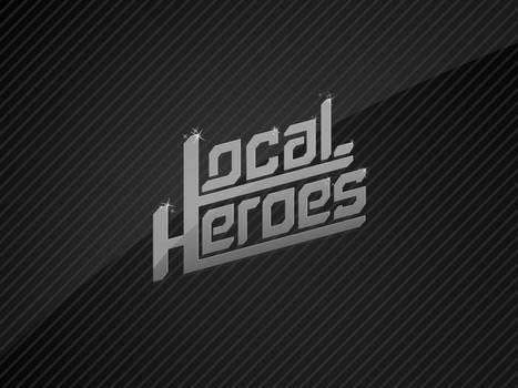 Local Heroes Wall