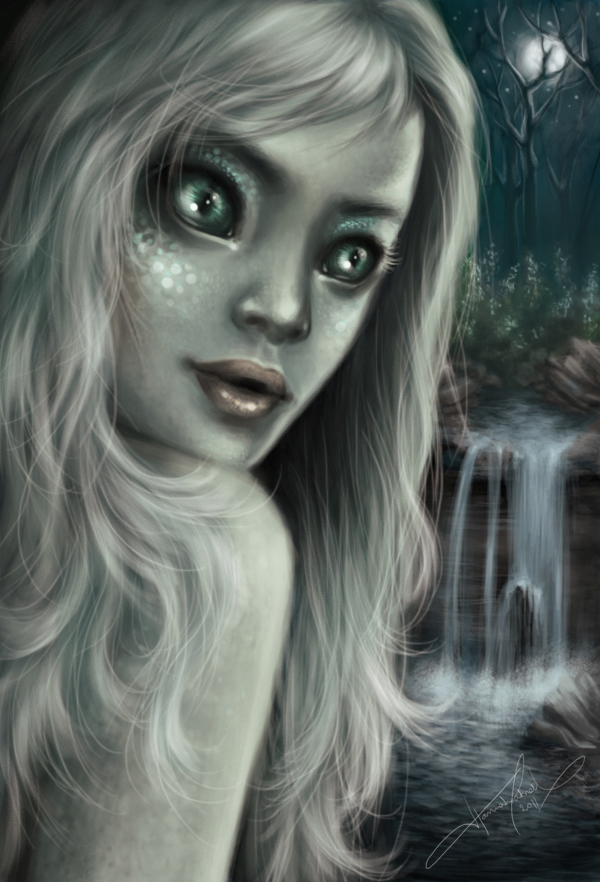 Naiad by HesterTatnell