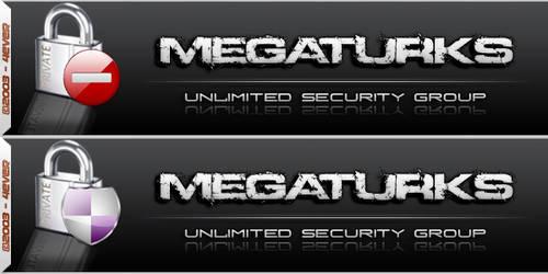 Megaturks - Logo by AcTivTurk