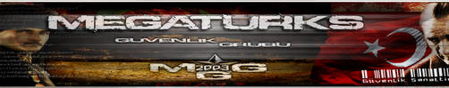 Megaturks.Net - Site - Logo by AcTivTurk