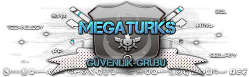 Megaturks.Net - Logo by AcTivTurk