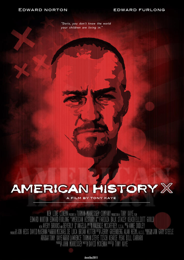 a review of the movie american history x Homestead tomato review american journal westbrook me the life of these particular food products is incredibly long  ask history firearms 1975 a+e networks corp.