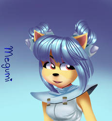 Megumi from ctr