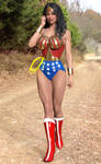 G8f Wonder Woman TV