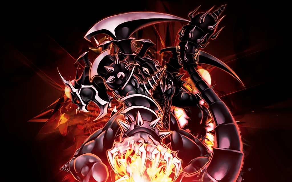 Dark Armed Dragon by CielBlu on DeviantArt