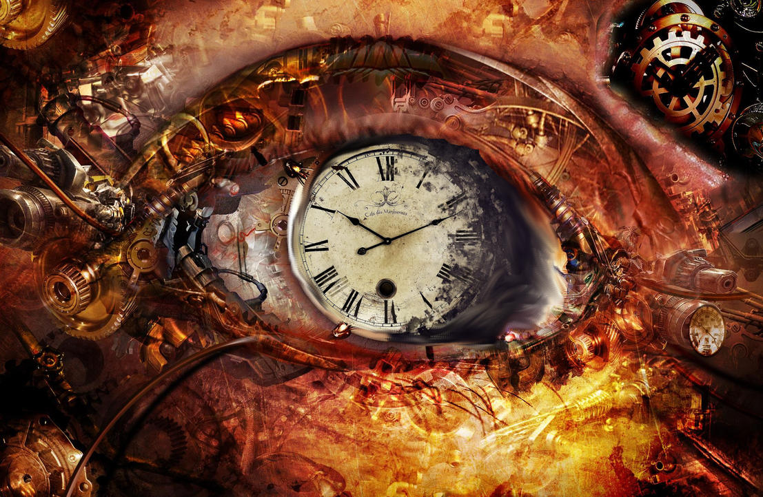 Time is death by Abstract-scientist