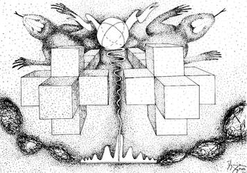 The Sphere in a hyper-cuboidal World