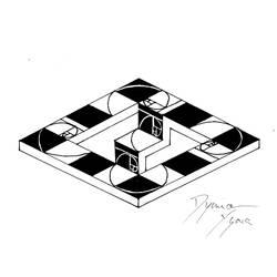 Fibonaccis Ground by Abstract-scientist