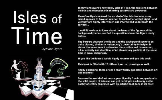 Isles of Time - Dywiann's Book
