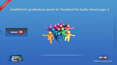 Facebook Group Promo by alfamars