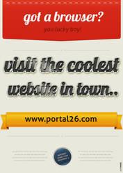 portal26 poster by alfamars