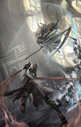 lady Maria and Sister Friede