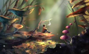 Fungus morning