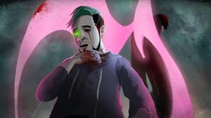 Not real screenshot - Betrayed  (Anti's memory) by maskman626