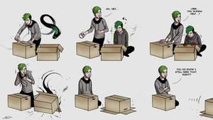 Box~ by maskman626