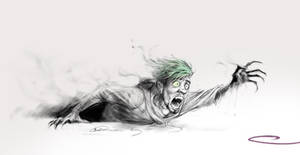 Silly sketch - Deepest fear