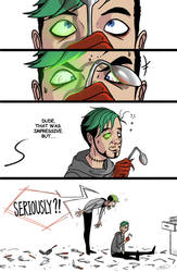 There is no spoon by maskman626