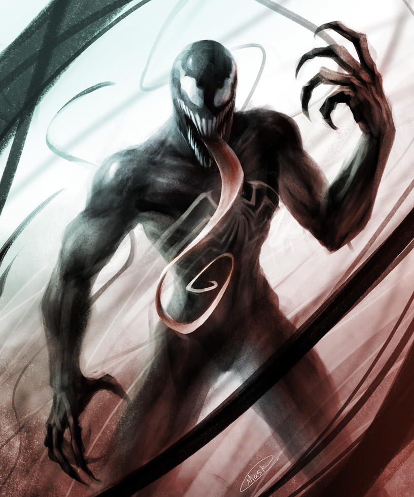 Venom by maskman626