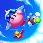 Kirby Flight