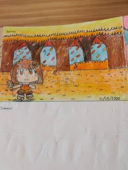 Autumn (500 prompts)
