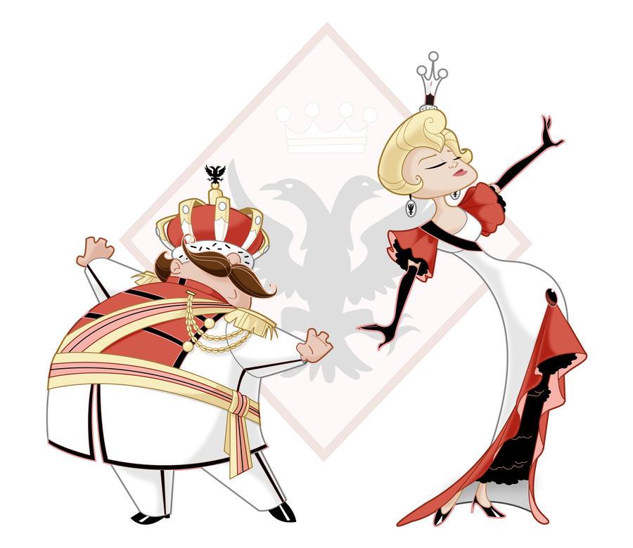 The Baron and Baroness