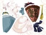 Princess Paper Dolls -sheet 4