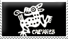 Caifanes Stamp by ruttitutti