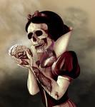 Snow white - Zombie
