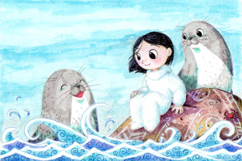 Song Of The Sea - Fanart by Penguinity