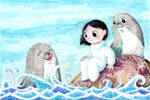 Song Of The Sea - Fanart