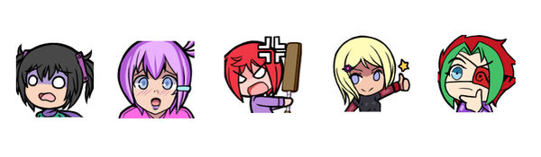 Chat Emotes by argrim