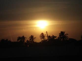 Sunset by KiYtZiA