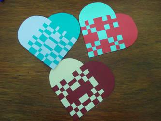 Woven Hearts by KiYtZiA