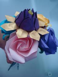 Colorful Bouquet 2 by KiYtZiA