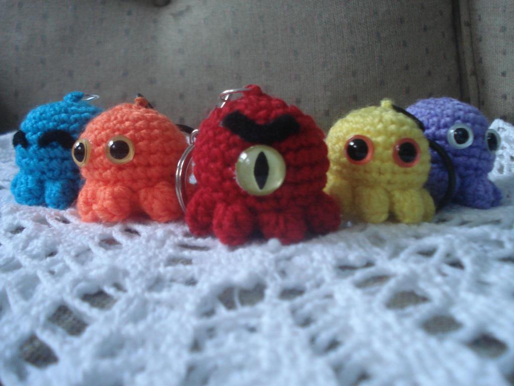 A Bunch of Octos