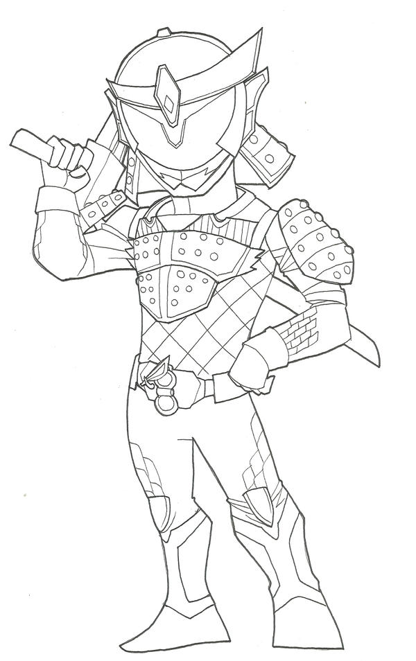 kamen rider coloring pages - photo#6
