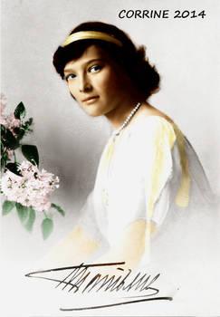 Tatiana Nikolaievna Romanova