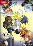 halloween in kingdom hearts