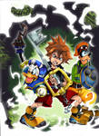 KH:figthing darkness