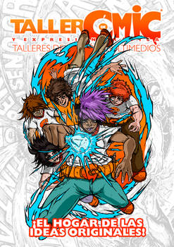 ULTRA HEROES - THE CREATIVE LEAGUE TEAM
