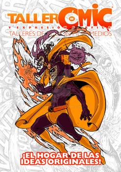 ULTRA HEROES - CAP ARGEN AND INCREDIBLE TINA