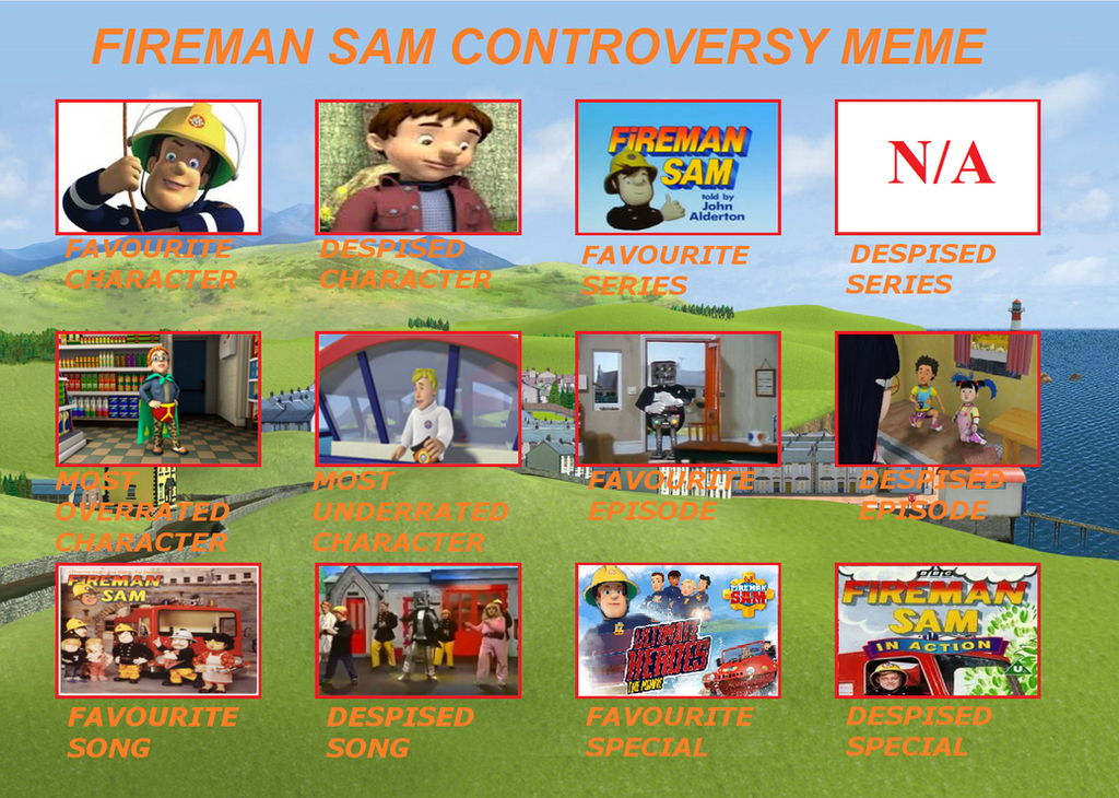 Watch fireman sam brave new rescues online dating 8