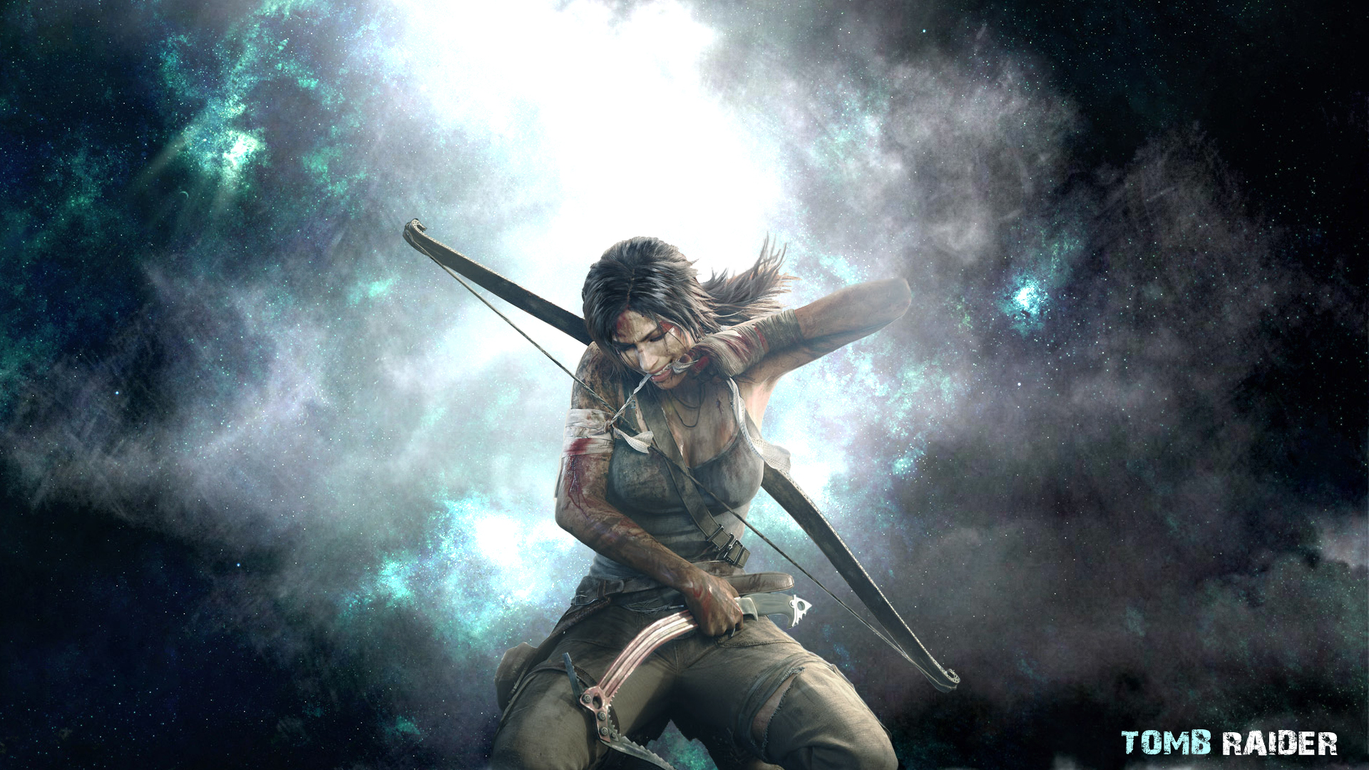 Lara Croft Tomb Raider By Andynroses On Deviantart