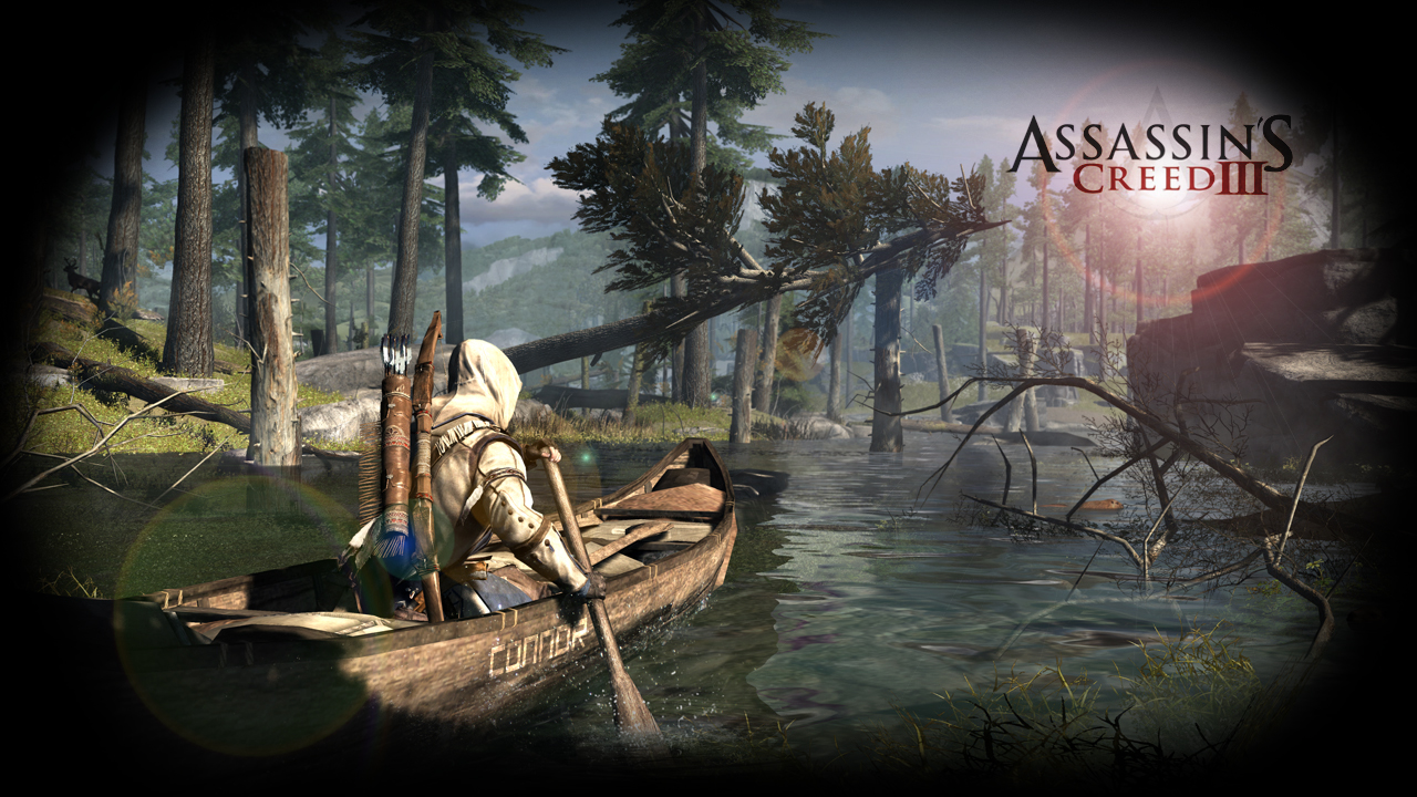 Assassin S Creed 3 Wallpaper 2 By Andynroses On Deviantart