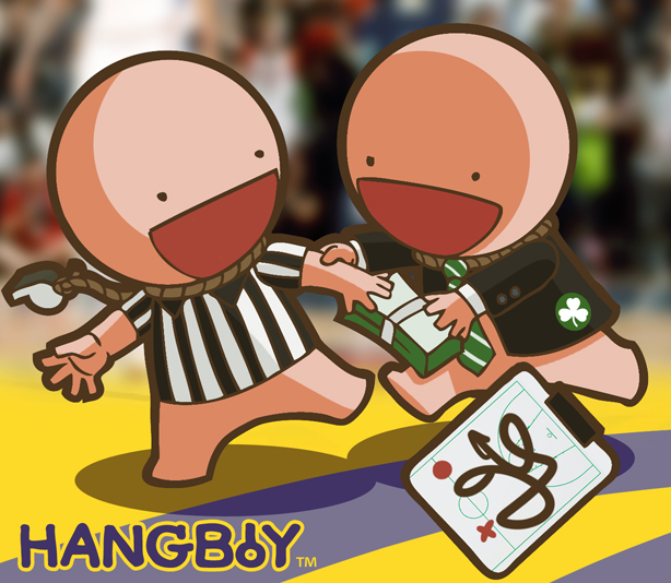 HANGBoY WE SAW IT by HangboyArt