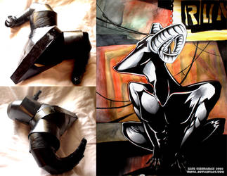 The Black Ram by katebrezzy