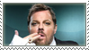 Eddie Izzard stamp by katebrezzy