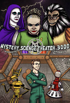 Mystery Science Theater 3000...2