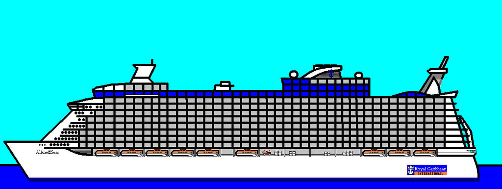 M s allure of the seas by thequeenmary2 on deviantart - The allure of the modular home ...